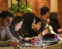 رستوران روبوشف تهران نخستین رستوران رباتیک ایرانی + تصاویر