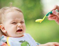 بد غذایی کودک یک ساله + علت و راه درمان