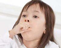 درمان سرفه کودکان زیر 2 سال