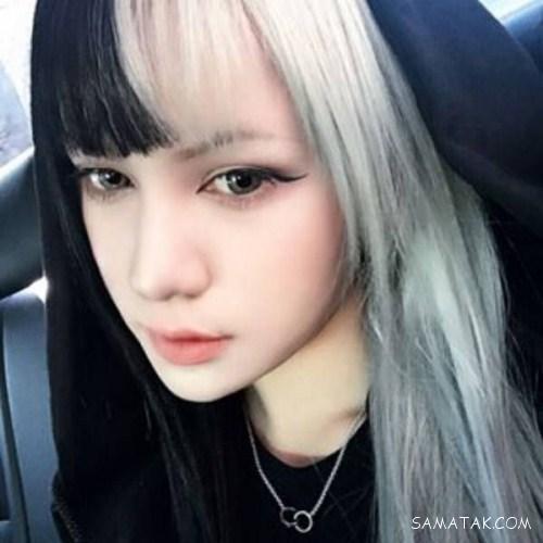زیباترین دختر چینی با صورت عروسکی + تصاویر