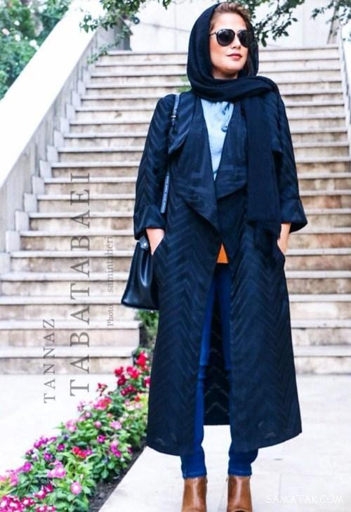 عکس های طناز طباطبایی زیباترین بازیگر زن در سال 96