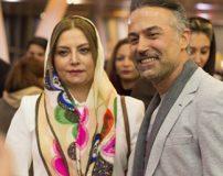 عکس های زن و شوهری بازیگران ایرانی در جشن