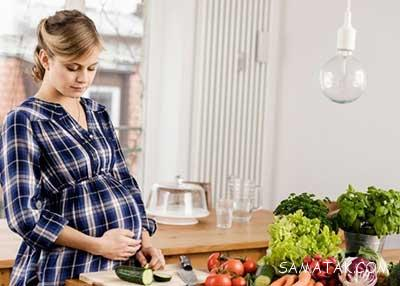 وضعیت جنین و زن حامله در هفته 32 بارداری