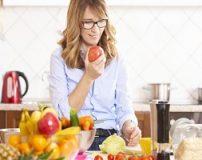 یک رژیم غذایی برای جوان ماندن
