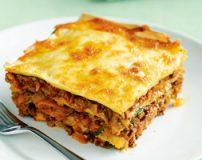 دستور پخت لازانیا بدون فر + طرز پختن لازانیا بدون فر