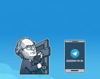 آموزش تصویری مخفی کردن شماره تلفن در تلگرام و موبوگرام