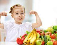 بهترین برنامه غذایی برای کودک یک ساله تا سه ساله