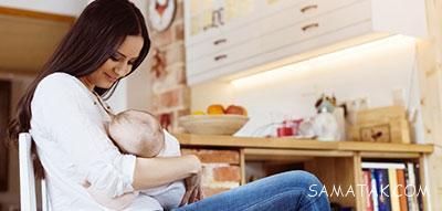 مواد غذایی شیرافزا و شیرآور و شیرساز برای مادران شیرده