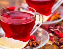 کاهش سریع وزن، چربی خون و فشار خون با چای گل بامیه