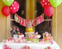 ایده های تزیین خانه برای جشن تولد در شب یلدا