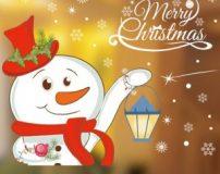 عکس نوشته های تبریک کریسمس به زبان انگلیسی
