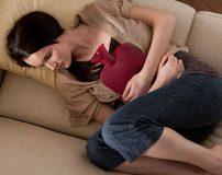 9 دلیل شکم درد زنان و دختران باکره