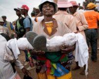 ترسناک ترین روشهای دفن مردگان و خاکسپاری اجساد (تصاویر 16+)