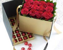 عکس زیباترین مدل های جعبه گل طبیعی