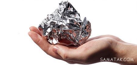 موارد مصرف فویل آلومینیوم در خانه داری