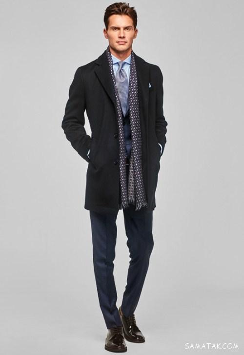 مدل لباس مردانه زمستانی برای مردان قد بلند