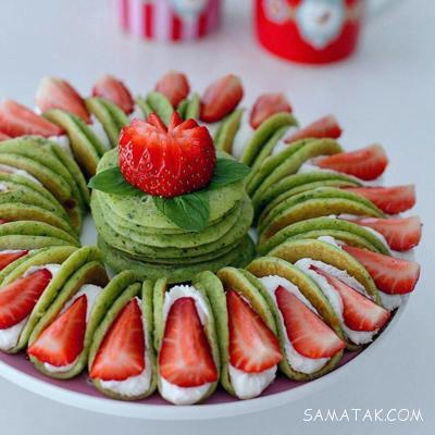 طرز تهیه کیک اسفناج رژیمی