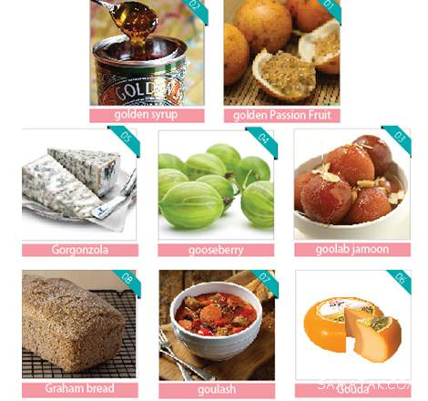 اصطلاحات شیرینی پزی به انگلیسی + اصطلاحات آشپزی در تلویزیون