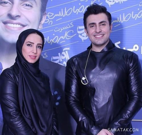 علیرضا طلیسچی   ازدواج و همسر و بيوگرافي علیرضا طلیسچی