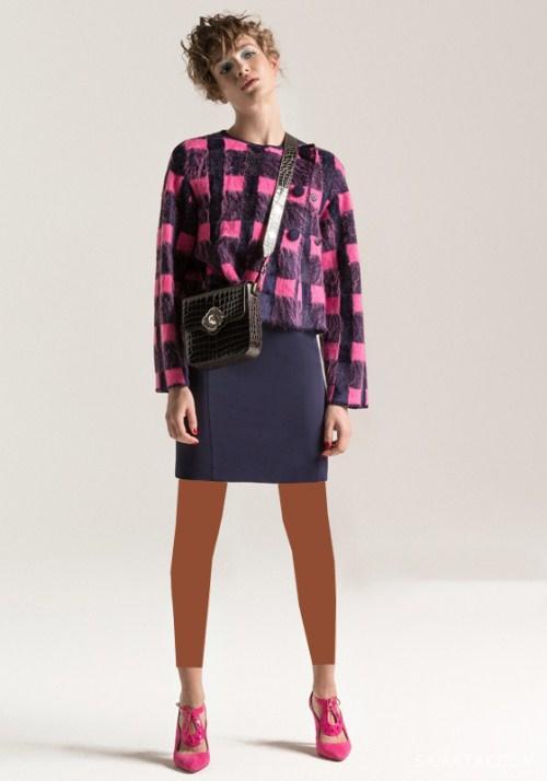 10 مدل لباس گرم مجلسی زنانه جدید