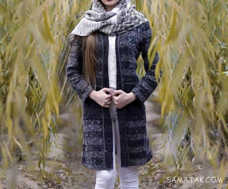 مدل مانتو ضخیم زمستانی مناسب تمام سنین
