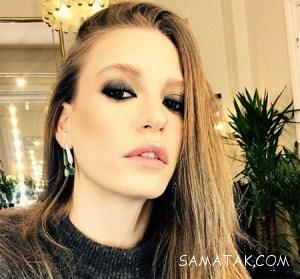 بیوگرافی سرنای ساریکایا خوشگل ترین مدل و بازیگر زن ترک