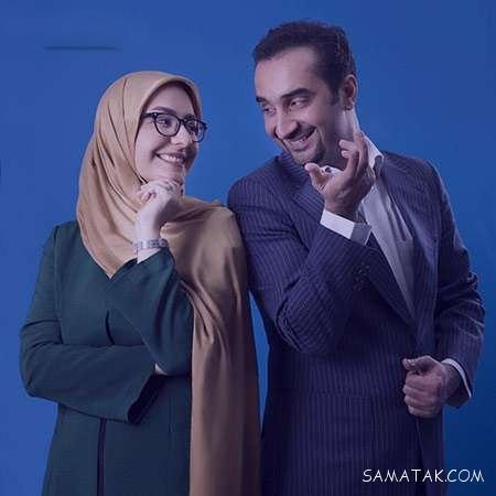 بیوگرافی زینب زارع همسر نیما کرمی و دخترش نیل