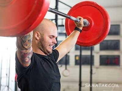 برنامه بدنسازی قدرتی و استقامتی (ویژه مردان)