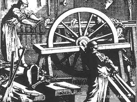نخستین کلت کمری هفت تیر ساخته شده در جهان
