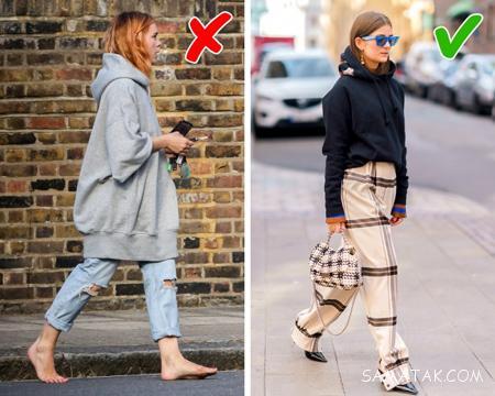 راهنمای لباس پوشیدن و تیپ زدن زنان میانسال