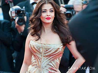 آرایش مناسب برای لباس طلایی + آرایش صورت با لباس طلایی