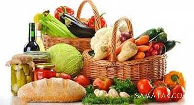 بهترین غذاها و تغذیه برای فروکش کردن خشم افراد عصبانی