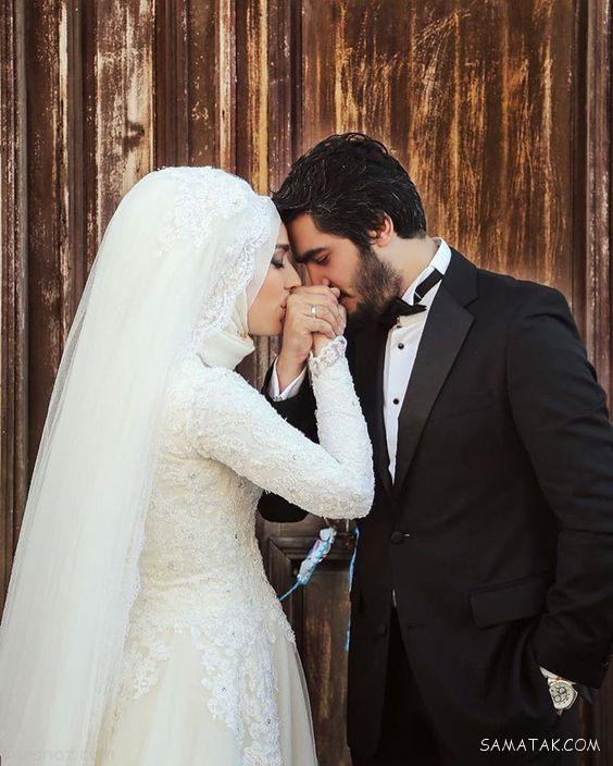 عکس های عاشقانه زن و مرد در حال بوسیدن
