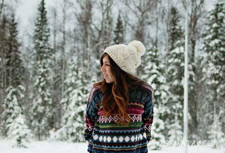 وسایل لازم برای سفر در فصل زمستان و برف سنگین