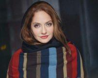 مدل پالتوهای بازیگران زن ایرانی طرح جدید زمستانی