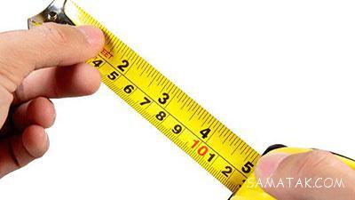 جدول سایز استاندارد و اندازه طبیعی آلت در سنین مختلف