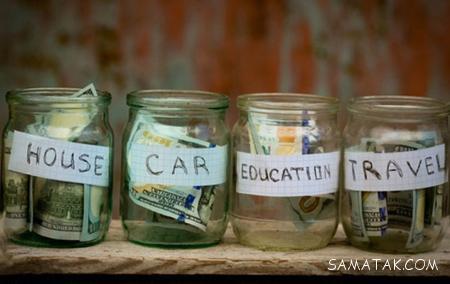 روشهاي پس انداز كردن پول با حقوق یک میلیون تومان