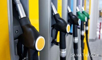 بنزین مجانی برای زنان برهنه و عریان در یک پمپ بنزین + تصاویر