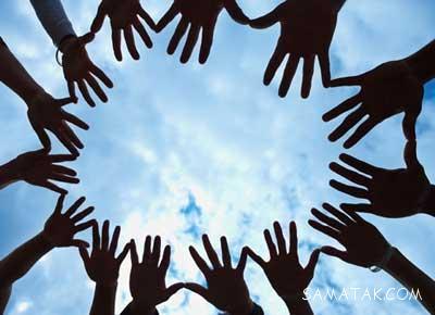 اس ام اس کمک به همنوع + اس ام اس کمک به دیگران