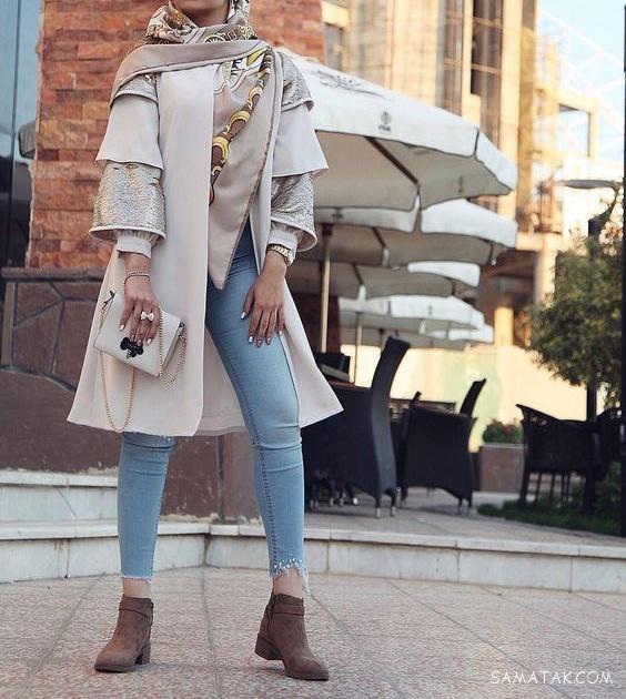 جدیدترین مدل های مانتو ویسکوز جدید زنانه و دخترانه نوروز 99