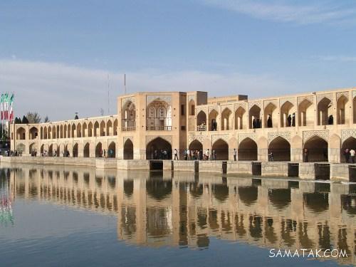 مقاله در مورد سی و سه پل اصفهان