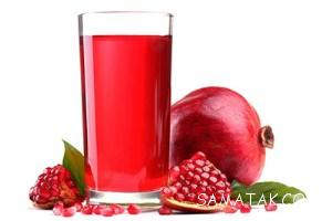 خوردن آب انار برای زن باردار در دوران بارداری