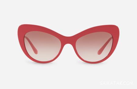 20 مدل عینک آفتابی زنانه برای صورت گرد