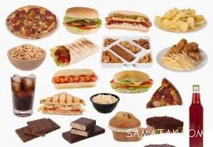 مواد غذایی ممنوعه برای دختران باکره
