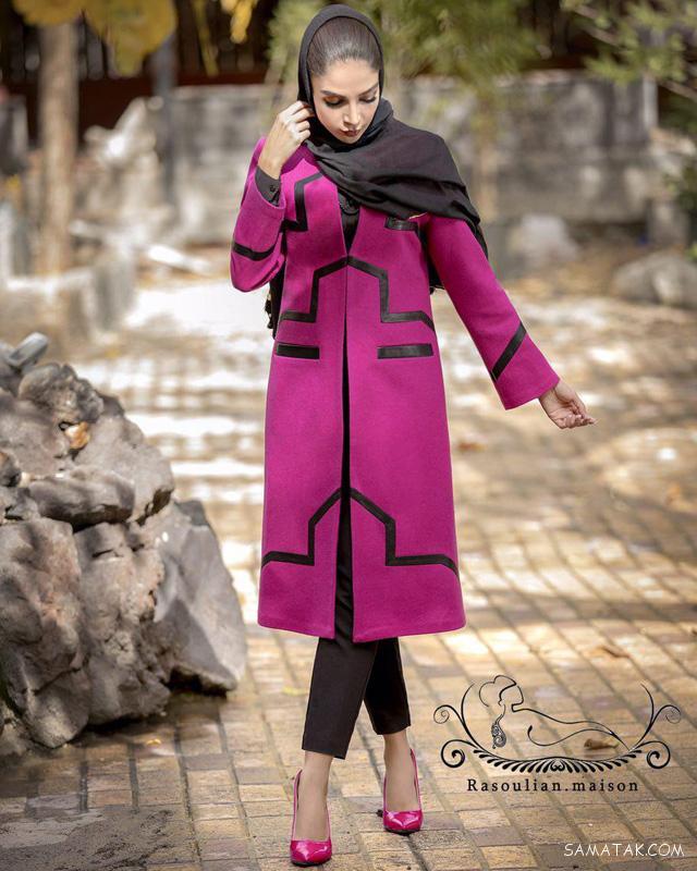 20 مدل مانتو عید ۹۷ مدل های شیک مانتو ایرانی عید نوروز ۱۳۹۷