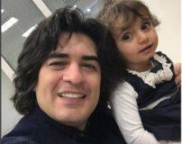 سامان احتشامی | همسر و فرزندان و بیوگرافی سامان احتشامی