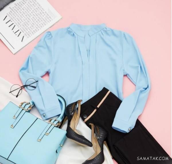 انواع ست لباس مجلسی دخترانه عید 97