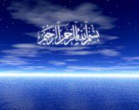 """""""بسم الله الرحمن الرحيم"""" در سوره های قرآن"""