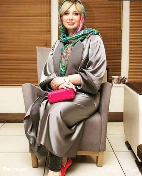 عکس انواع مدل مانتوهای بازیگران در عید 99
