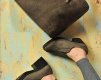 انواع ست کیف و کفش دخترانه عید 99